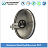 Stainless Steel Oval Manhole ZKG
