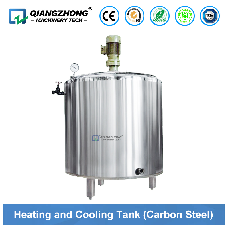 Heating and Cooling Tank (Carbon Steel)