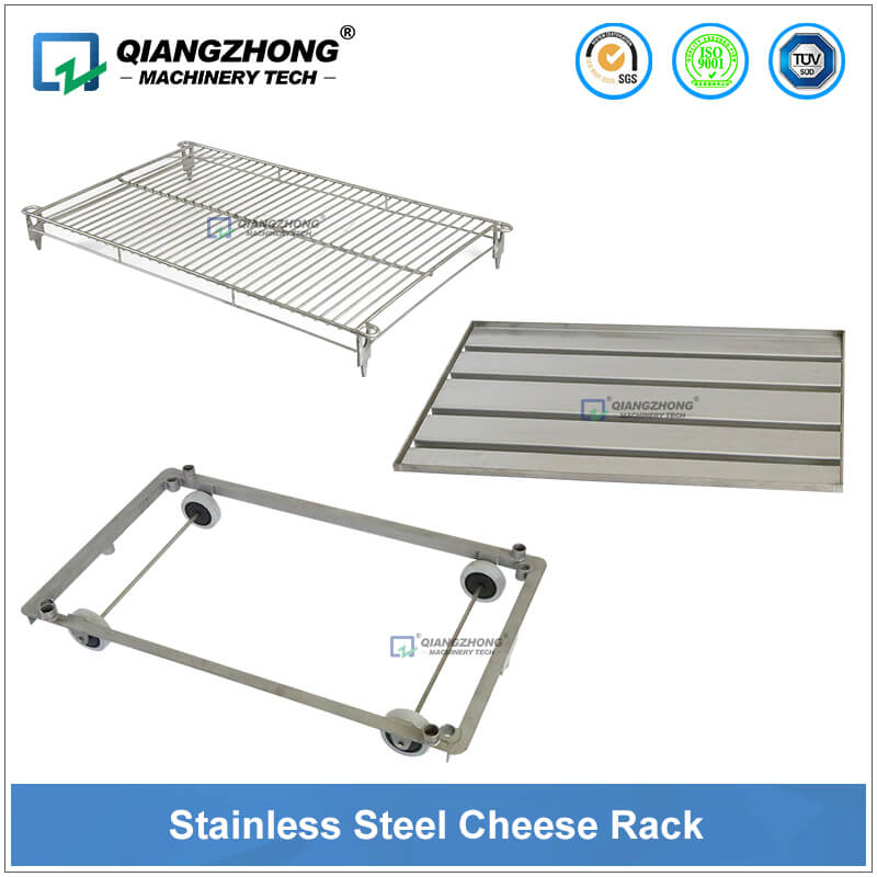 Stainless Steel Cheese Rack