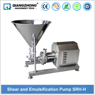 Shear and Emulsification Pump SRH-H