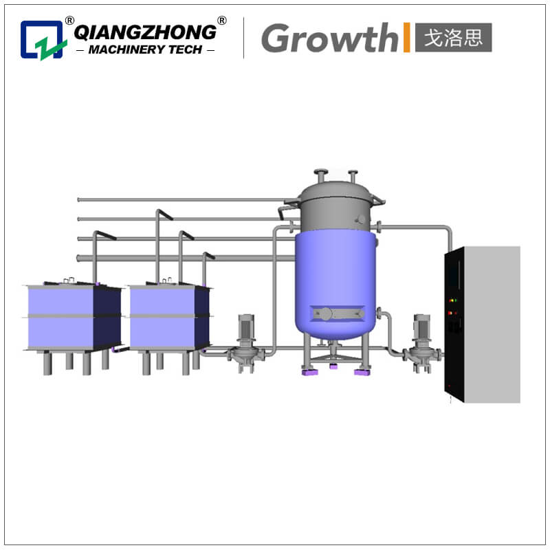 Alkali Hydrolysis Equipment