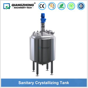 Sanitary Crystallizing Tank