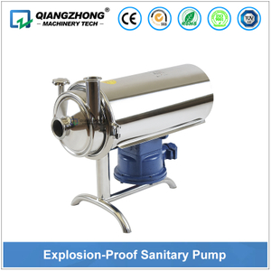 Explosion-Proof Sanitary Pump