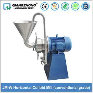 JM-W Horizontal Colloid Mill (conventional grade)