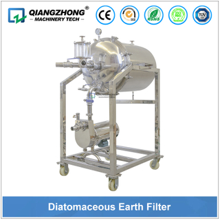 Diatomaceous Earth Filter